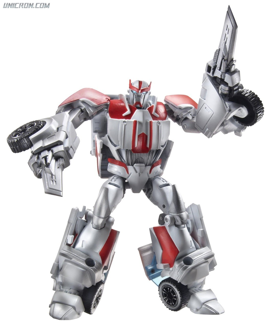 Transformers Prime Autobot Ratchet toy