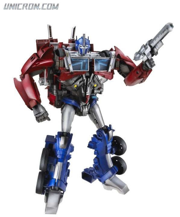 Transformers Prime Optimus Prime (Weaponizer) toy