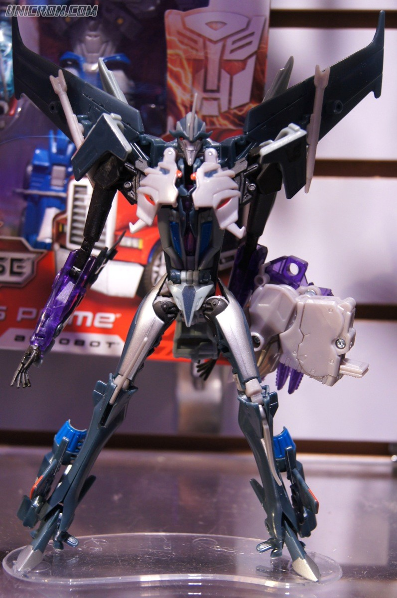 Transformers Prime Starscream toy