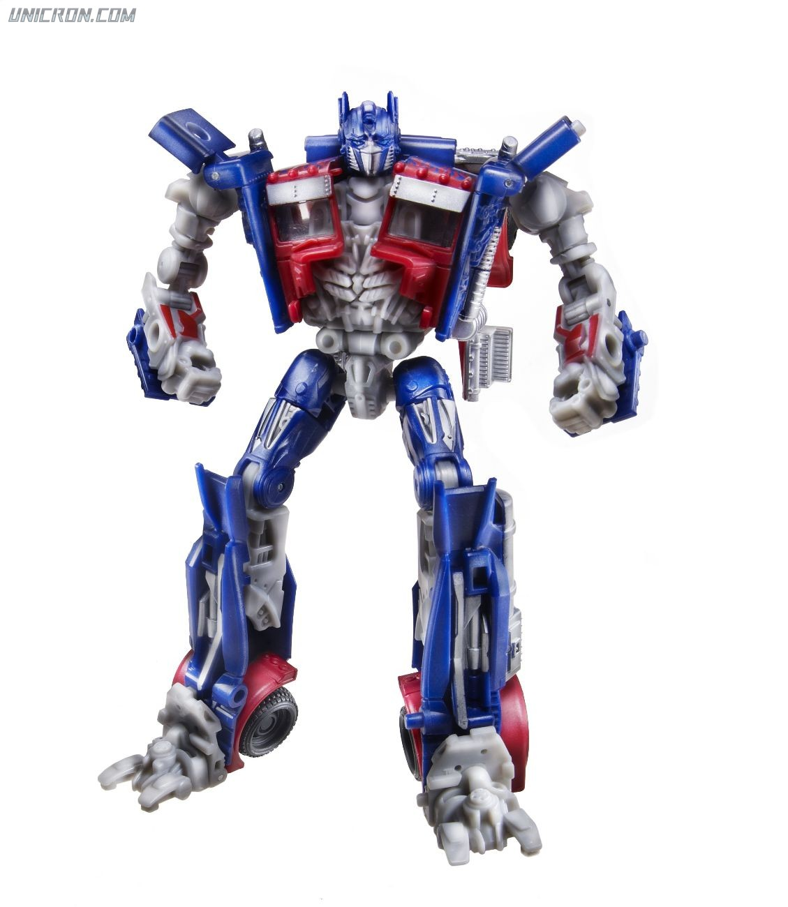 Transformers 3 Dark of the Moon Optimus Prime w/ trailer (Movie Trilogy) toy