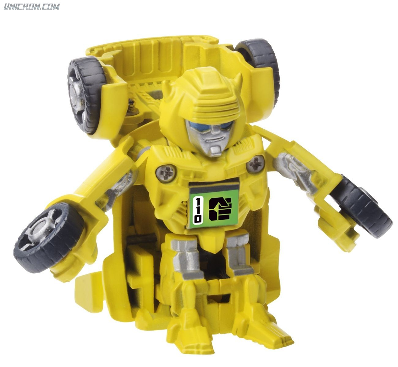 Transformers Bot Shots Bumblebee (Bot Shots) toy