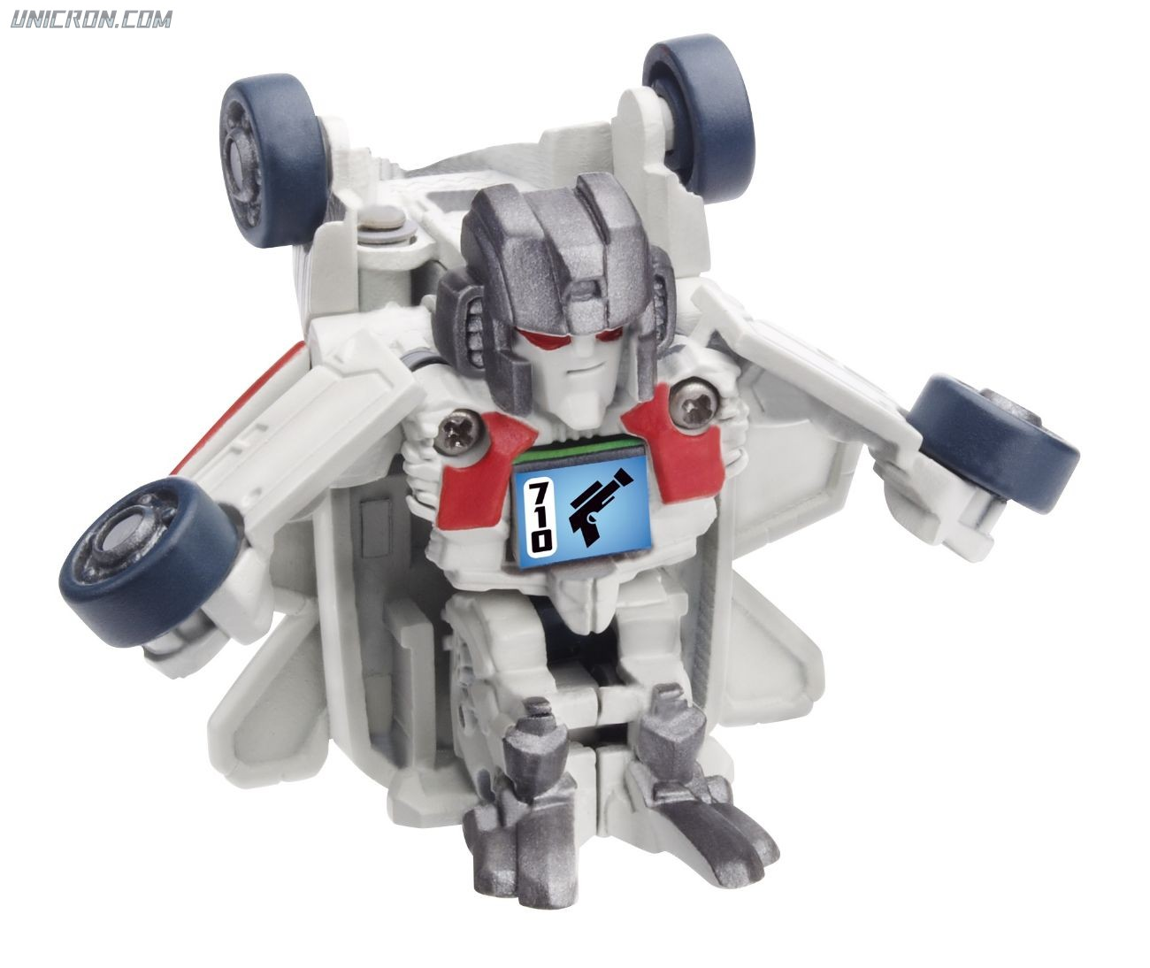 Transformers Bot Shots Starscream (Bot Shots) toy