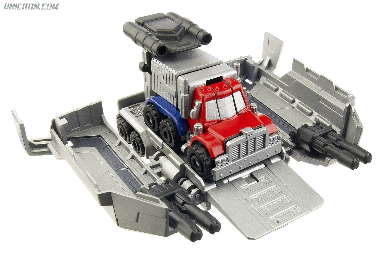 Transformers Bot Shots Optimus Prime (Bots Shots -Launcher) toy