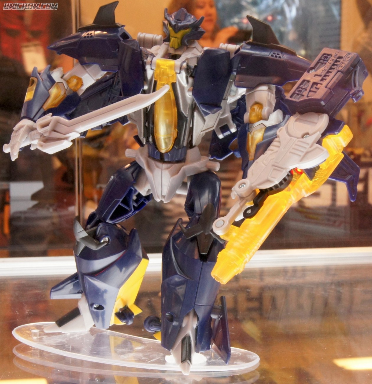 Transformers Prime Dreadwing toy