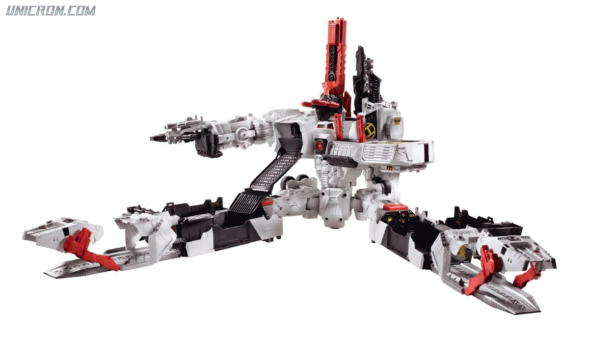 Transformers Generations Metroplex toy