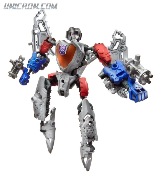 Transformers Construct-Bots Starscream toy