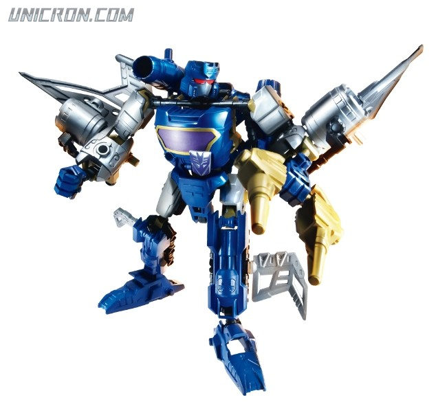 Transformers Construct-Bots Soundwave toy