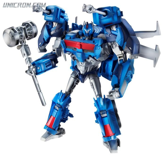 Transformers Prime Ultra Magnus (Beast Hunters - Voyager) toy