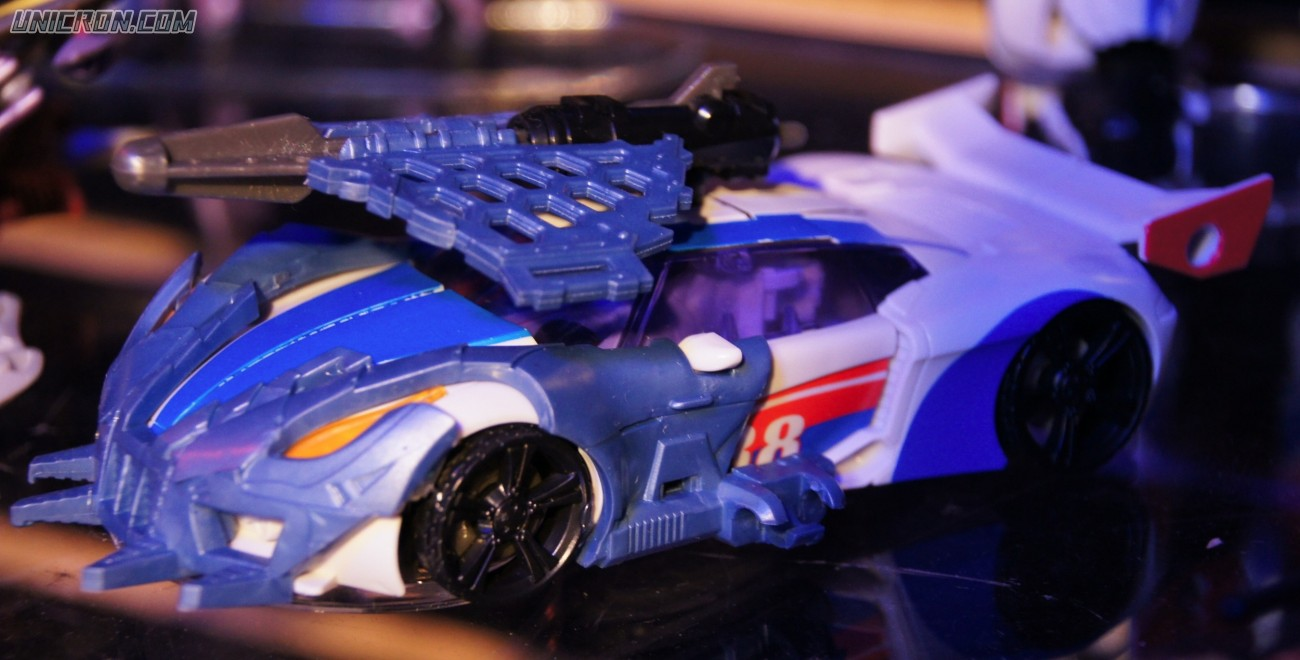 Transformers Prime Smokescreen (Beast Hunters) toy