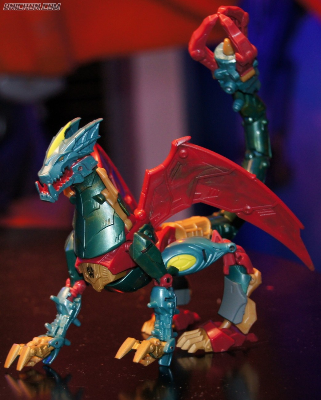 Transformers Prime Ripclaw (Beast Hunters) toy