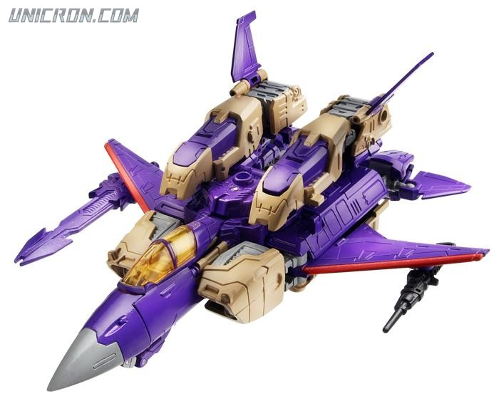 Transformers Generations Blitzwing toy