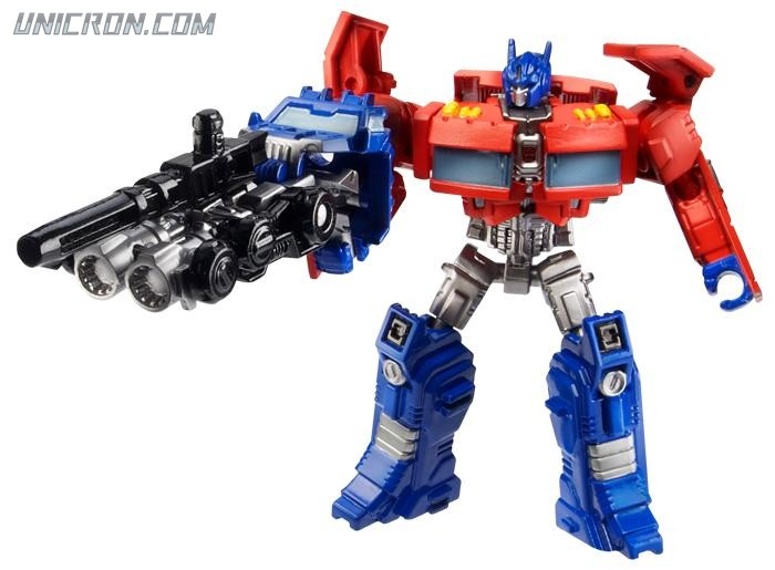 Transformers Generations Optimus Prime & Roller toy