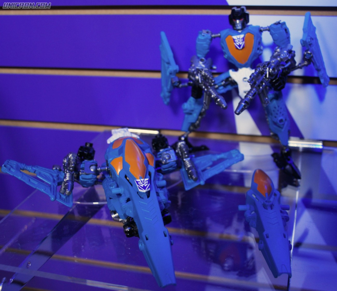 Transformers Construct-Bots Thundercracker toy