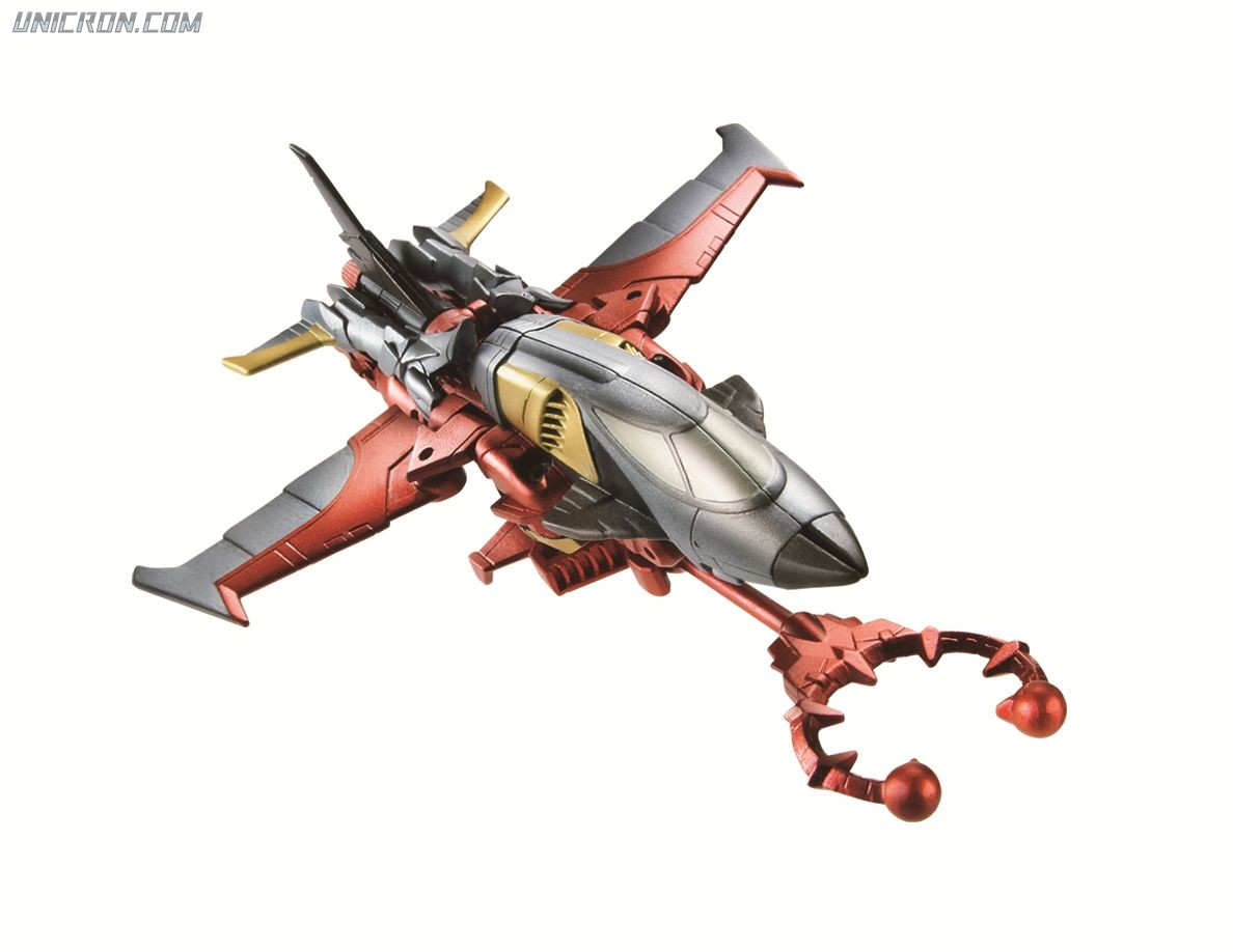 Transformers Prime Starscream (Beast Hunters - Cyberverse Commander) toy