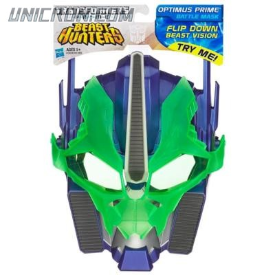 Transformers Prime Beast Hunters Optimus Prime Battle Mask toy