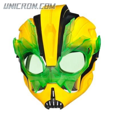 Transformers Prime Beast Hunters Bumblebee Battle Mask toy