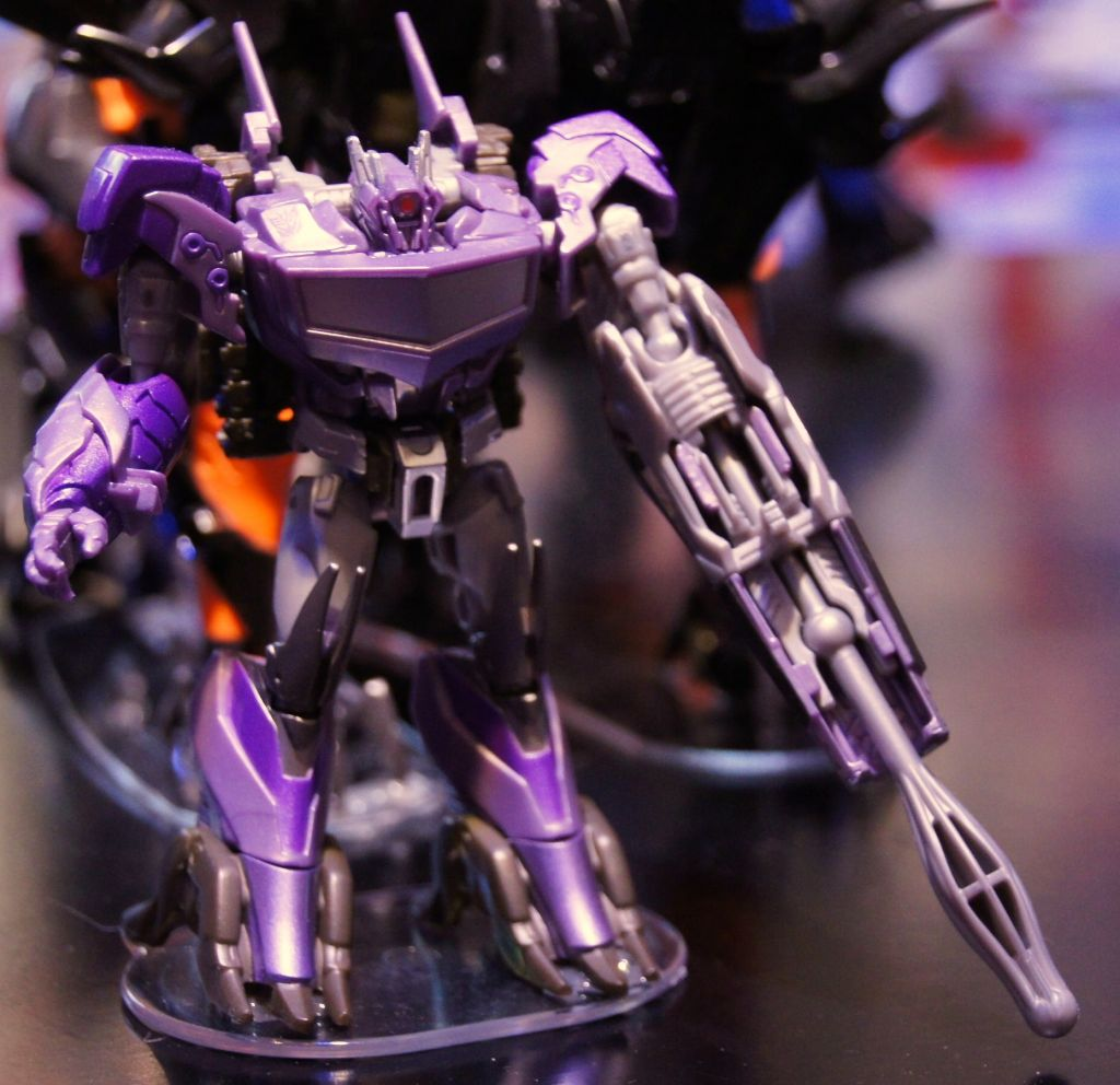 Transformers Prime Shockwave (Beast Hunters - Cyberverse Commander) toy