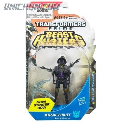 Transformers Prime Airachnid (Beast Hunters) toy