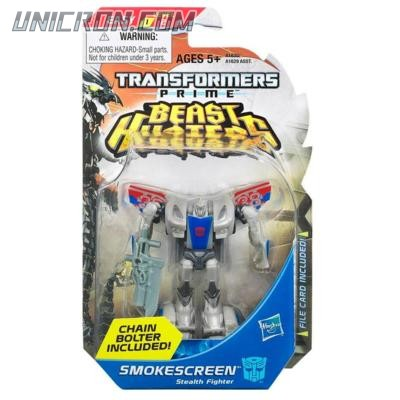 Transformers Prime Smokescreen (Beast Hunters - Cyberverse Legion) toy