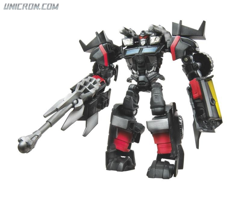 Transformers Prime Trailcutter (Beast Hunters - Cyberverse Commander) toy