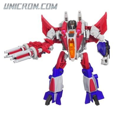 Transformers Generations Starscream (FoC -deluxe) toy