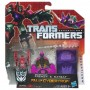 Transformers Generations Frenzy and Ratbat toy