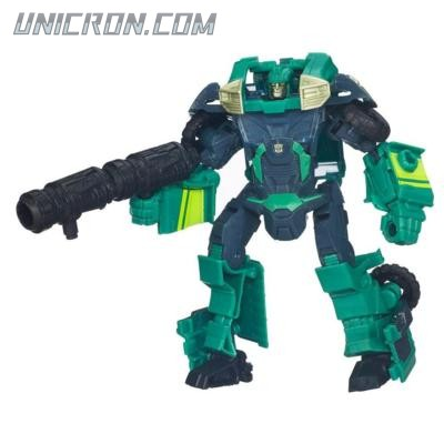 Transformers Prime Sergeant Kup toy