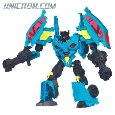 Transformers Prime Decepticon Rumble toy