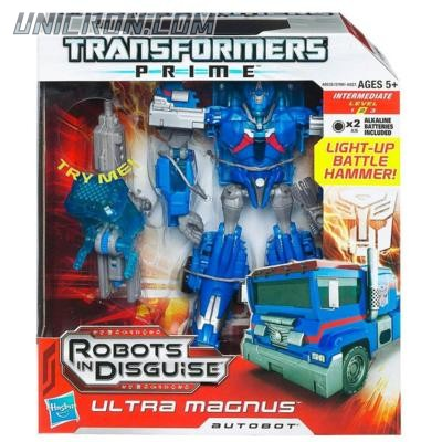 Transformers Prime Ultra Magnus toy