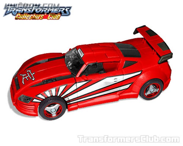 Transformers Timelines Shattered Glass Drift toy