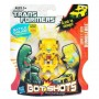 Transformers Bot Shots Bumblebee (Bot Shots -G1 toy eye visor) toy