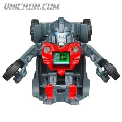 Transformers Bot Shots Leadfoot (Bot Shots) toy