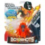Transformers Bot Shots Super Bot Sunstorm toy