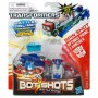 Transformers Bot Shots Spin Shot Optimus Prime -launcher toy