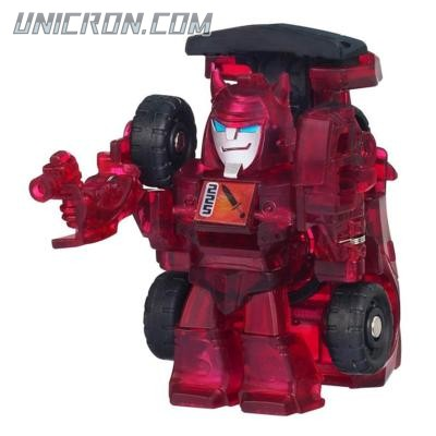 Transformers Bot Shots Super Bot Cliffjumper toy