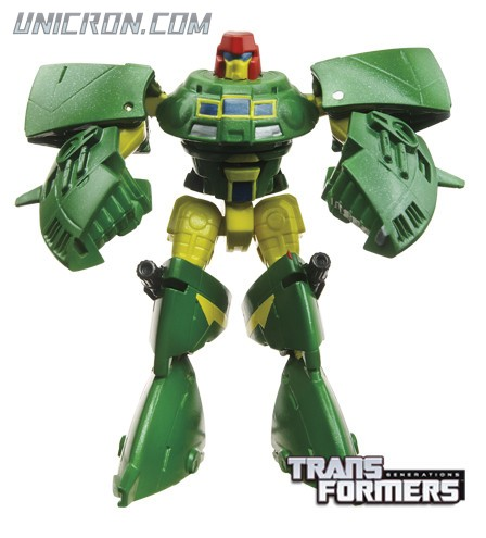 Transformers Generations Cosmos & Sky High toy