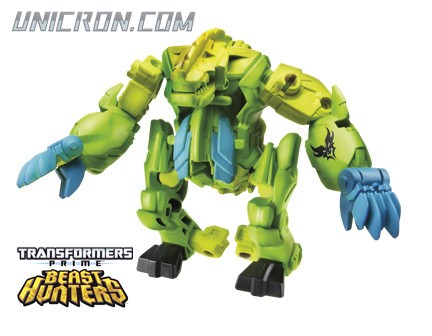 Transformers Prime Rot Gut toy