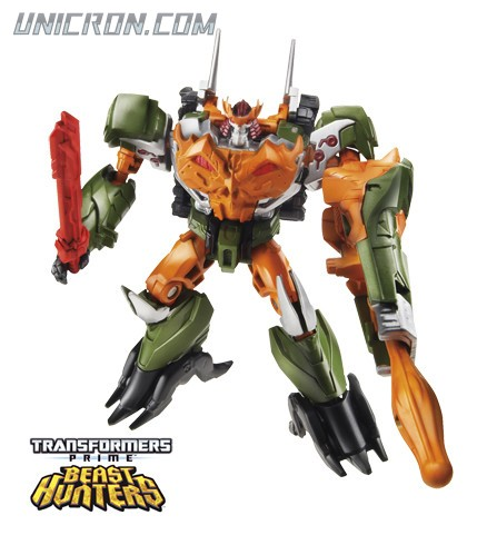 Transformers Prime Bludgeon (Beast Hunters - Cyberverse Commander) toy