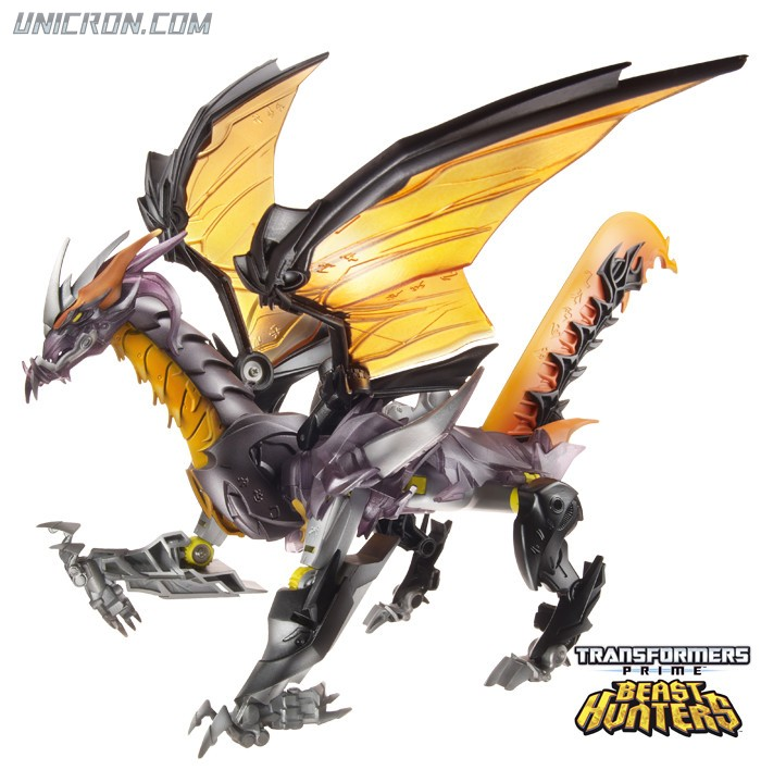 Transformers Prime Predaking (2014 Beast Hunters Voyager) toy
