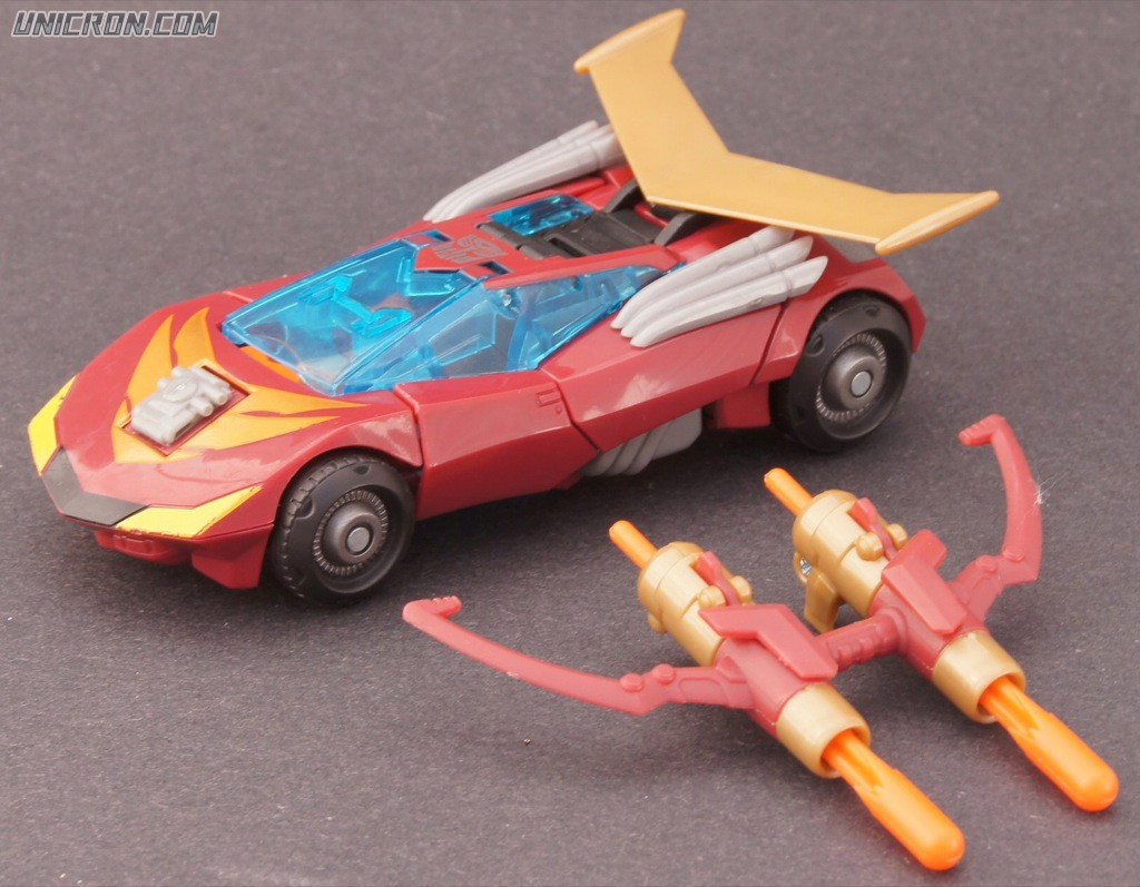 Transformers Animated Rodimus Minor (Toys R Us exclusive) toy