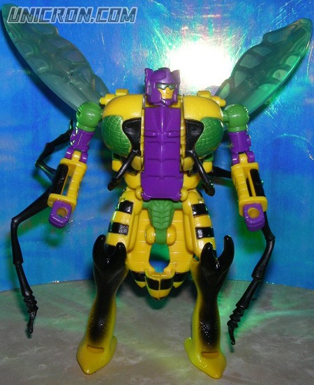 Transformers Beast Wars Buzz Saw toy