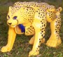 Transformers Beast Wars Cheetor toy