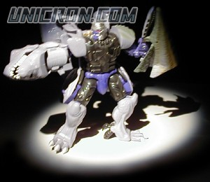 Transformers Beast Wars Megatron toy
