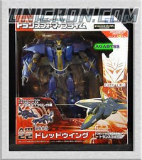Transformers Prime (Arms Micron - Takara) AM-22 Dreadwing with Jigu toy