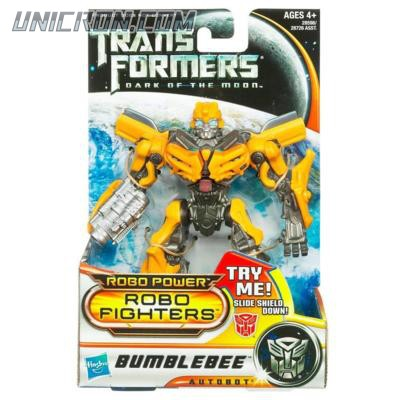 Transformers 3 Dark of the Moon Bumblebee (Robo Fighters) toy
