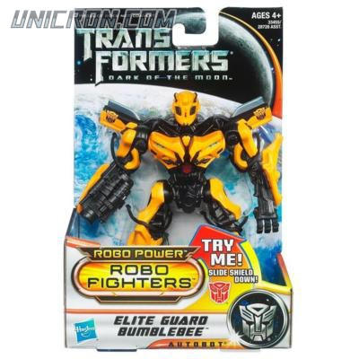 Transformers 3 Dark of the Moon Elite Guard Bumblebee (Robo Fighters) toy