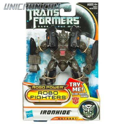 Transformers 3 Dark of the Moon Ironhide (Robo Fighters) toy