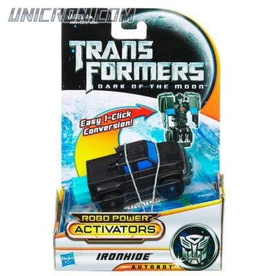 Transformers 3 Dark of the Moon Ironhide (Robo Power Activators) toy