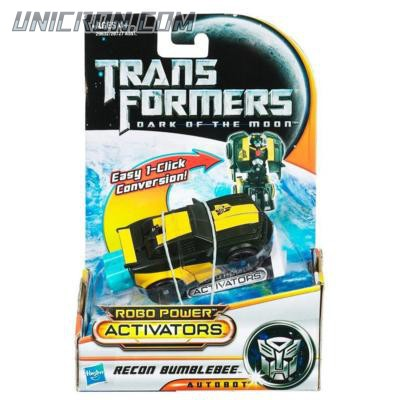 Transformers 3 Dark of the Moon Recon Bumblebee (Robo Power Activators) toy