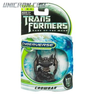 Transformers Cyberverse Crowbar toy